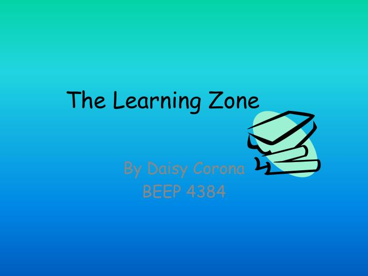 the learning zone n.