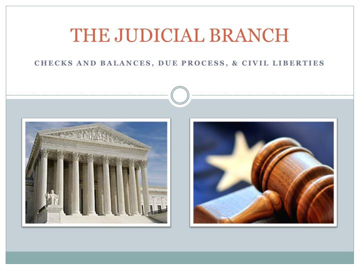 a discussion on the american democracy in the judiciary branch In a constitutional democracy the authority of the majority is limited by legal and and judicial functions however, each branch also shares these functions.
