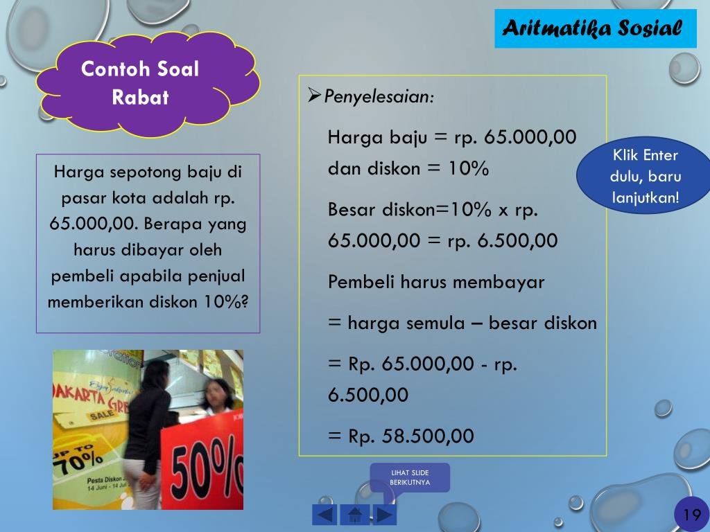 Ppt Aritmatika Sosial Powerpoint Presentation Free Download Id 2839402