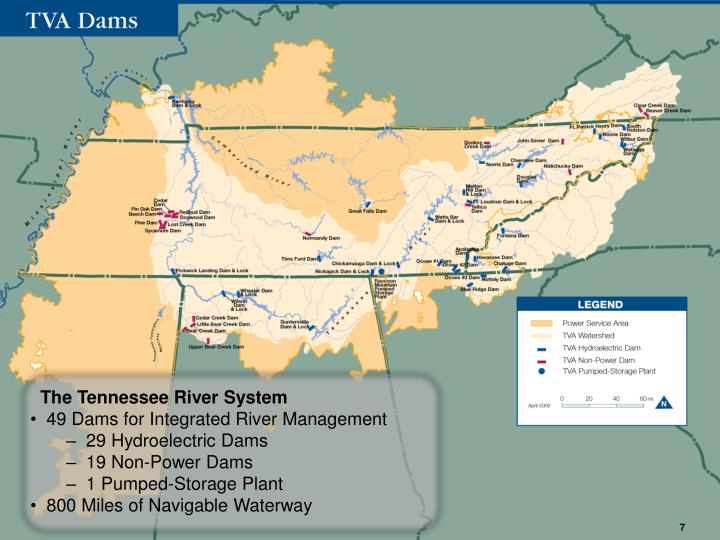 The Tennessee River System