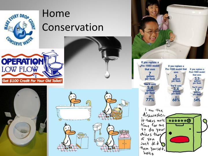 Home Conservation