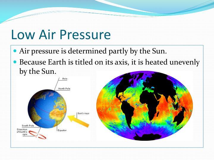 Low Air Pressure