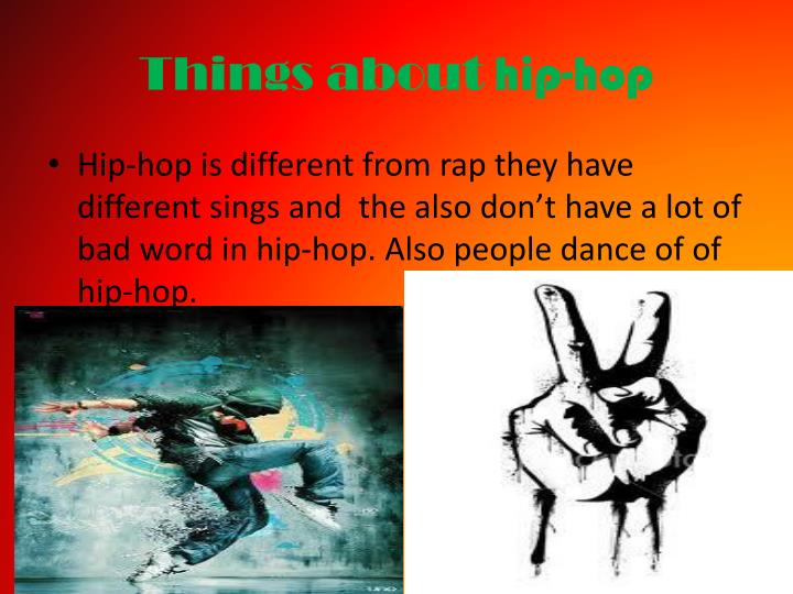Things about