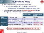 outlook lhc run 2