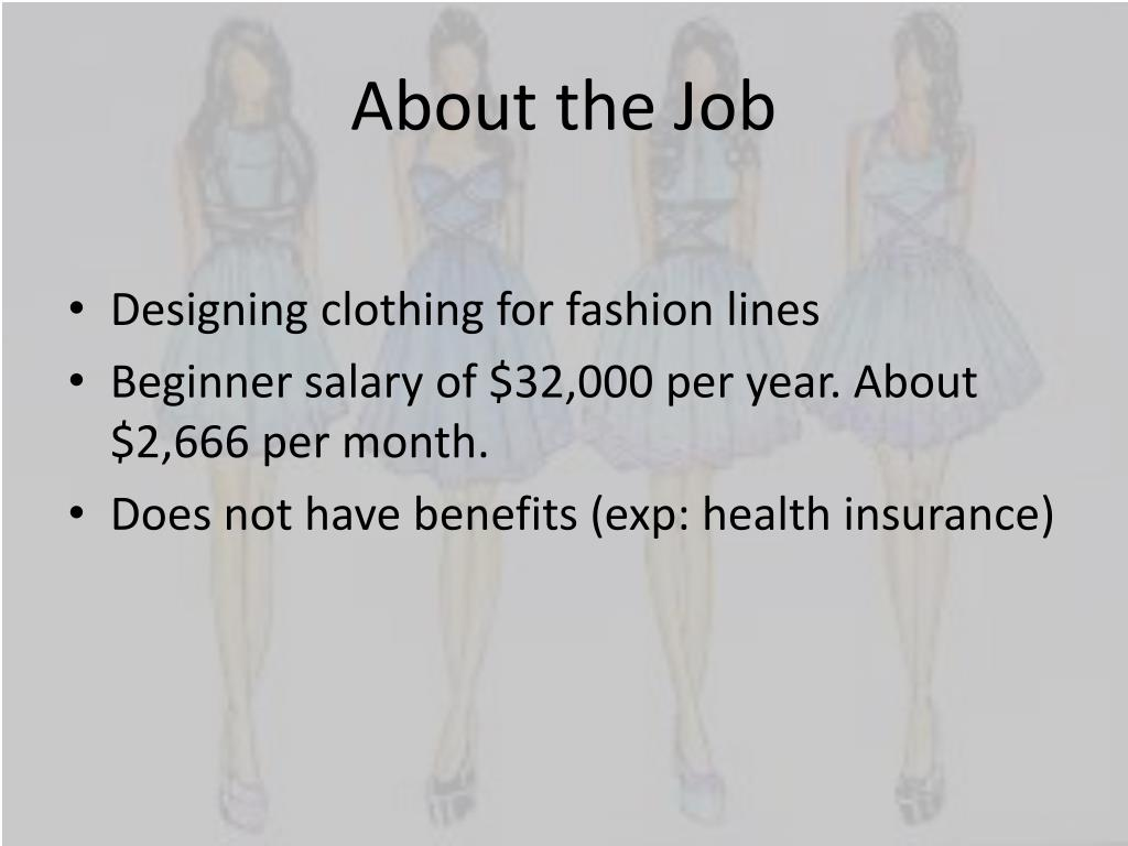 Ppt Fashion Design Powerpoint Presentation Free Download Id 2842121