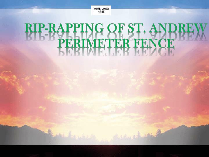 RIP-RAPPING OF ST. ANDREW
