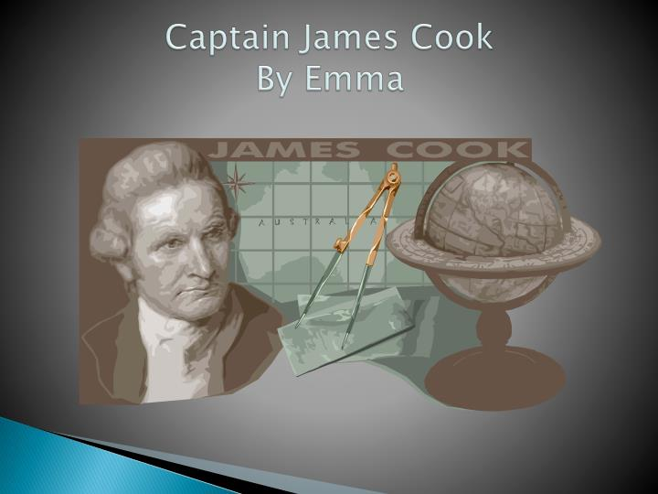 captain james cook by emma n.