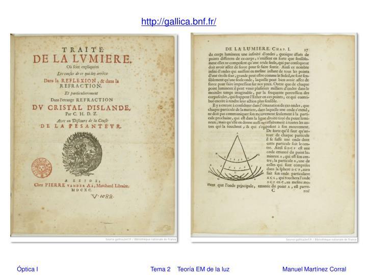 Http://gallica.bnf.fr/