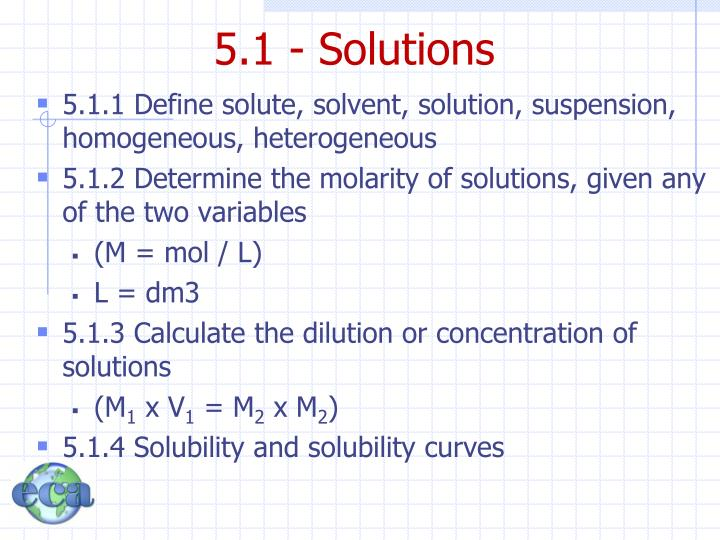 5 1 solutions