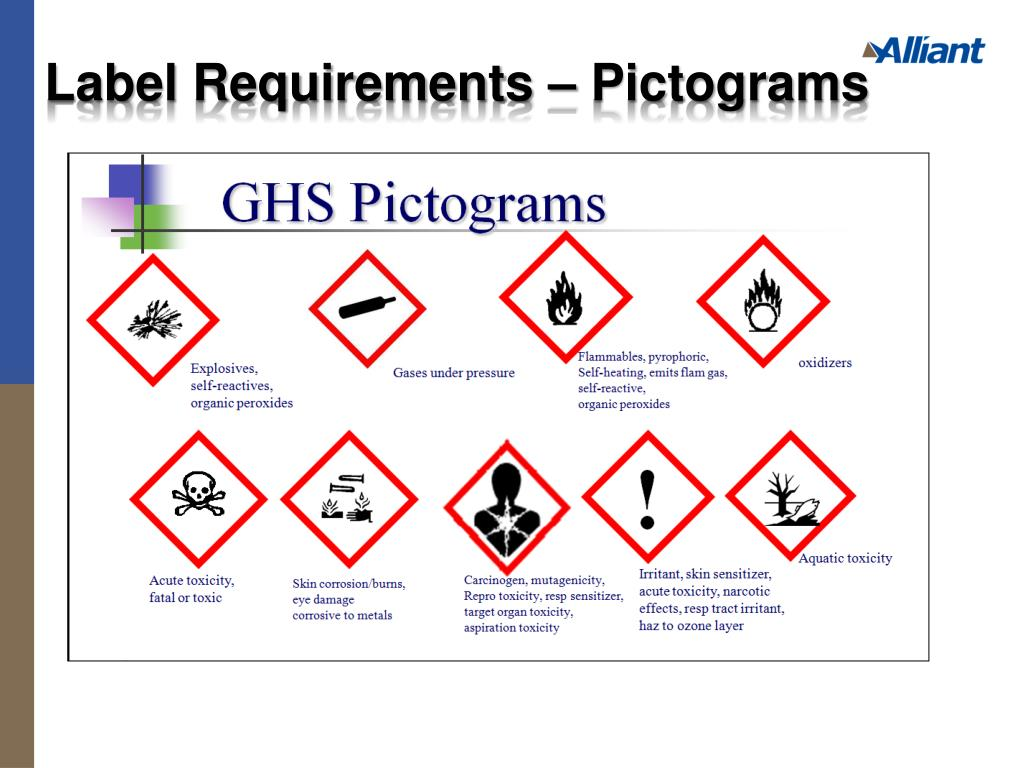 PPT - GHS Hazard Communication Employee Training PowerPoint