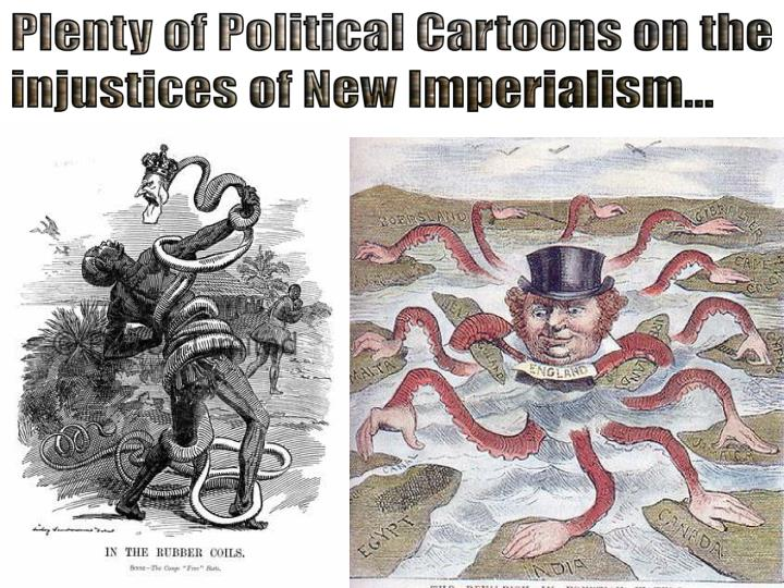 Plenty of Political Cartoons on the