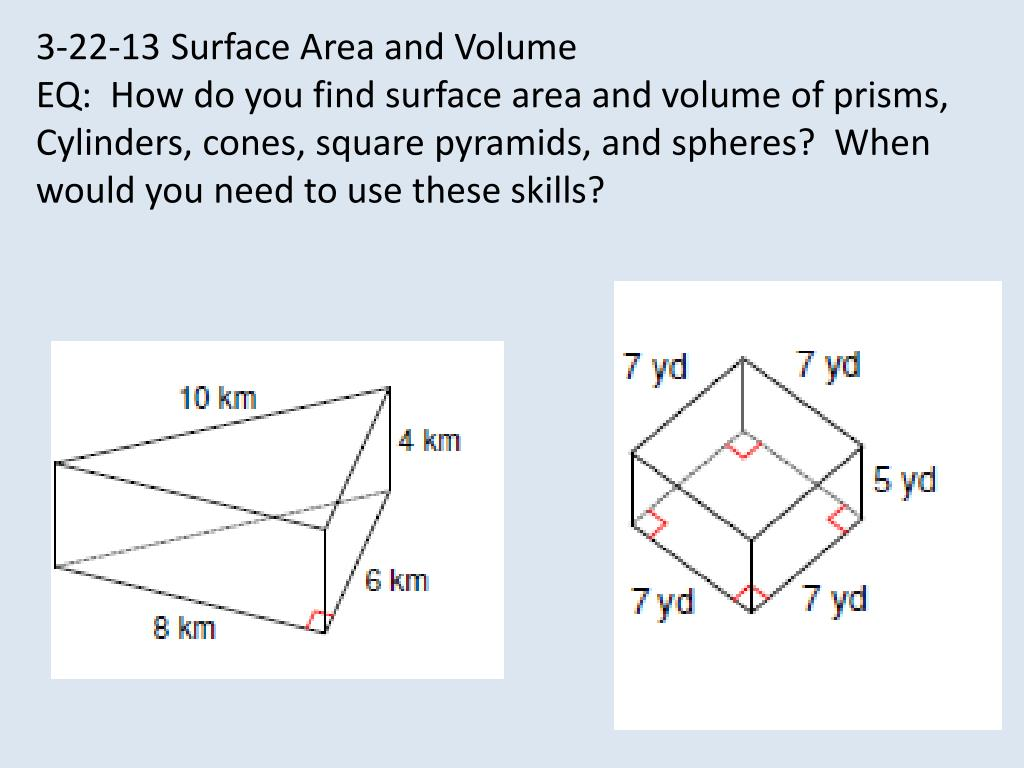 slide1-l Volume Of Cylinders Cones And Spheres Quiz on volume pyramids cones and spheres, volume and surface area prism cylinder, volume and surface area cube formula,
