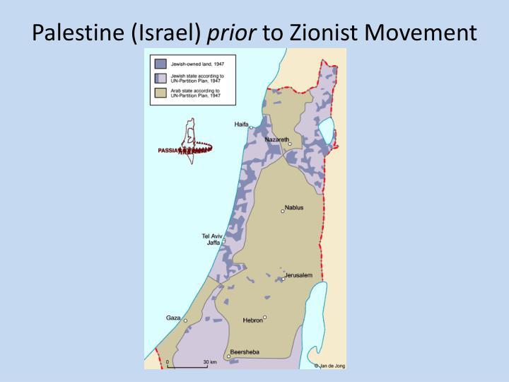 Palestine (Israel)