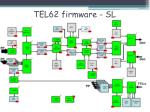 tel62 firmware sl
