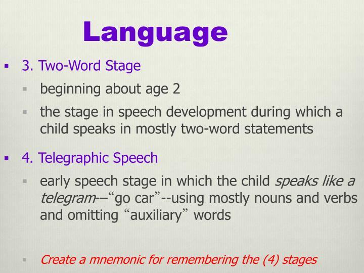 PPT - Unit VII: Cognition Part three-LANGUAGE PowerPoint ...