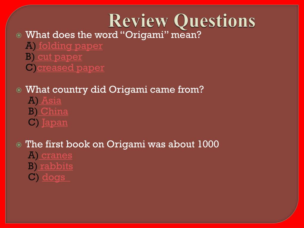 What Does Origami Symbolize? | Superprof | 768x1024