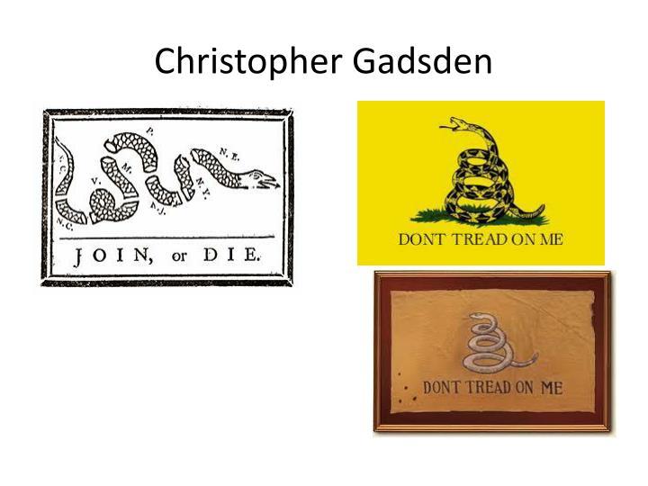 Christopher Gadsden