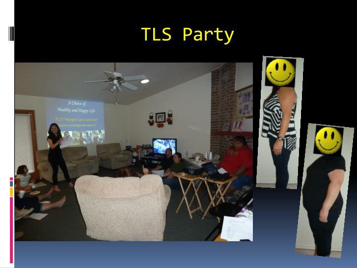 TLS Party