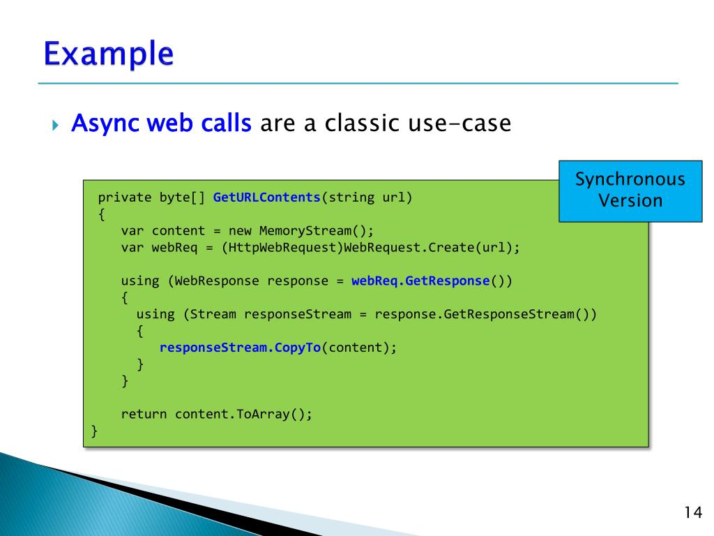 "PPT - ""Parallel Programming with Async and Await"