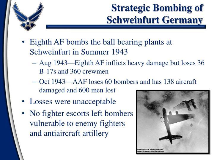 Strategic Bombing of