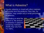 what is asbestos6