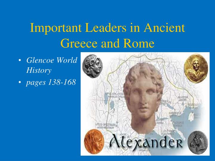 a history of alexander the greats leadership in the mediterranean