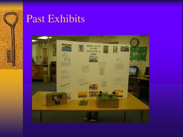 Past exhibits1