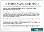 4 system assessments cont1