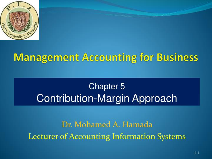 management accounting for business n.