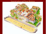 imperial palace and circus maximus