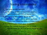 starting a relationship3