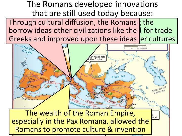 ancient rome development pax romana - photo#7