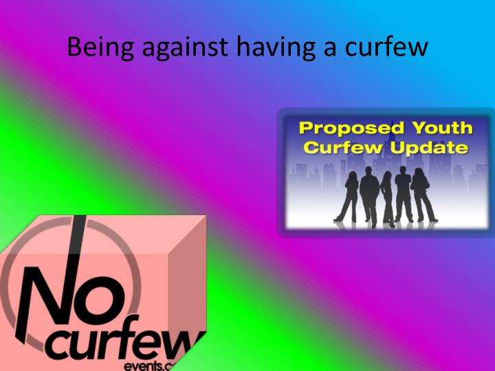 daytime curfew for teenagers The san juan capistrano city council is considering a new daytime curfew for teenagers.