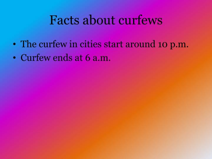 curfews for teens I have two teenage daughters (17 and almost 15) now that school is in session i  want them to finish their social activities by 6 pm during the week so they can.