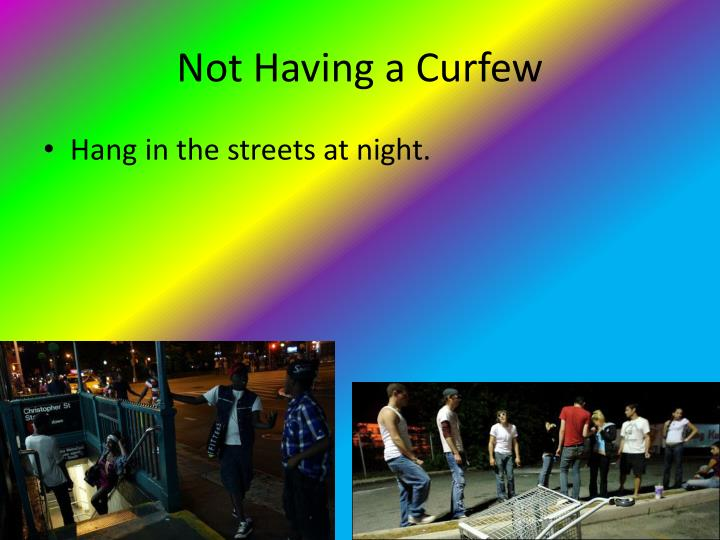 curfew change 19 bizarre teenage curfew statistics may 20, 2017 with 10% of curfew cities seeing rises in teen crime and another 11% seeing no change at all, it is clear to see that teenage curfew isn't always as effective as it appears to be on paper.
