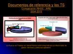 documentos de referencia y los ts comparaci n rhus arg 2004 2010