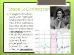 stage 3 contraction