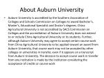 about auburn university