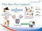 pilot data flow updated