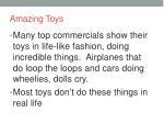 amazing toys