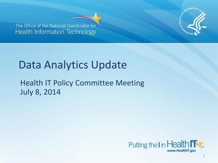 data analytics update n.