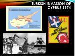 turkish invasion of cyprus 1974