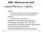 pbn where are we now2