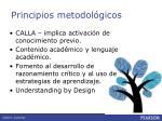 principios metodol gicos