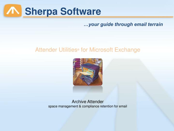 sherpa software n.
