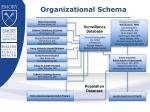 organizational schema