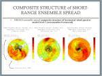 composite structure of short range ensemble spread5