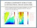 storm composite structure in hedas final mean analysis5