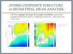 storm composite structure in hedas final mean analysis6
