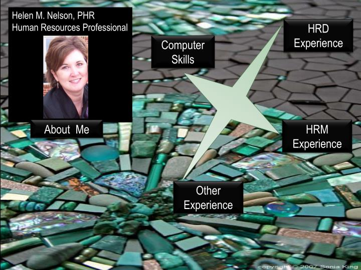 helen m nelson phr experienced hr professional n.